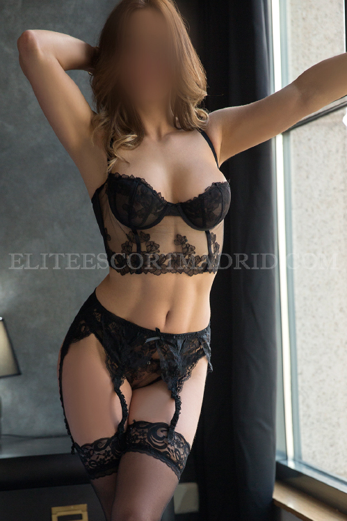 Lola, ardiente escort en Madrid