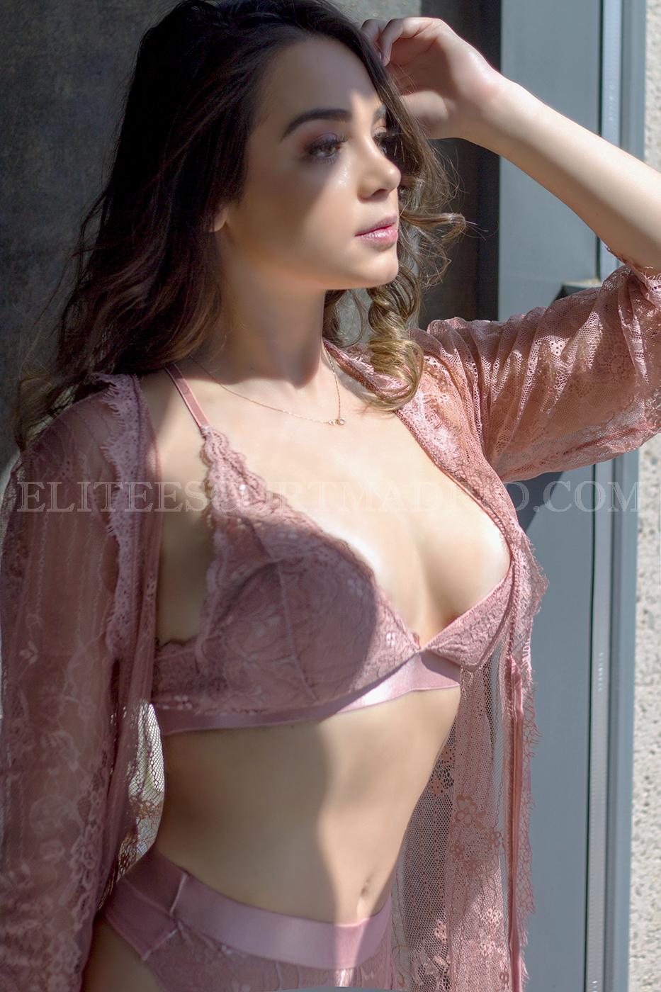 Melline, bella escort brasilera en Madrid
