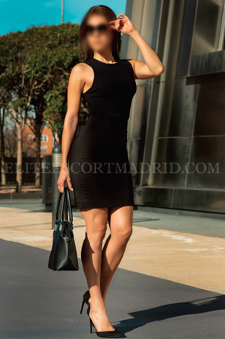 Valentina, escort colombiana en Madrid