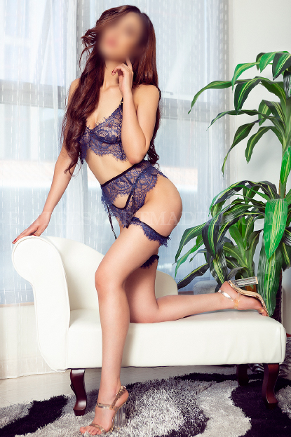 Ana, impactante escort en Madrid