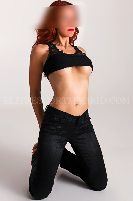 Claudia, hermosa escort en Madrid