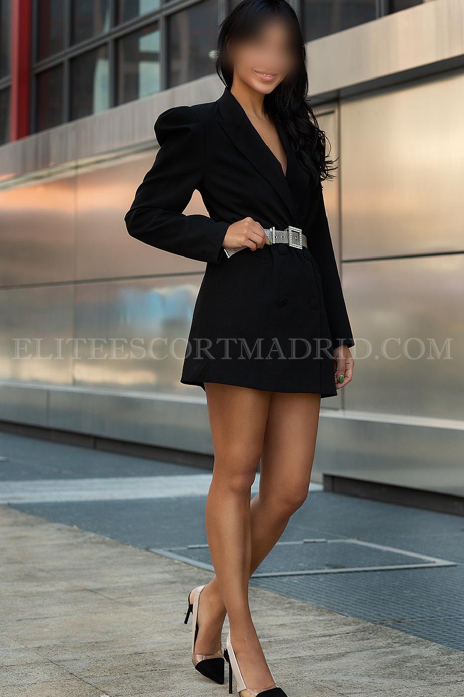 Coral, escort VIP en Madrid