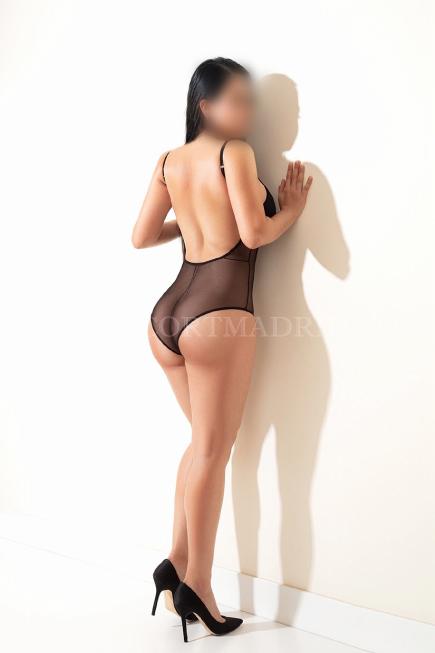 Natalia, bella escort colombiana  en Madrid