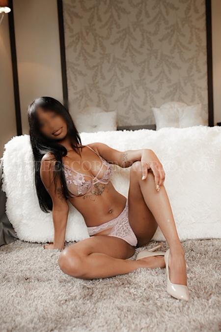 Noemi, sensual escort espa�ola
